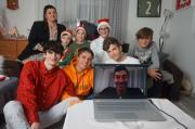 Robert Lewandowski z mikołajkową niespodzianką dla SOS Wiosek Dziecięcych